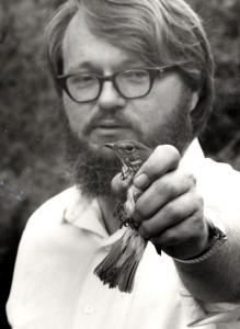 John with Bird