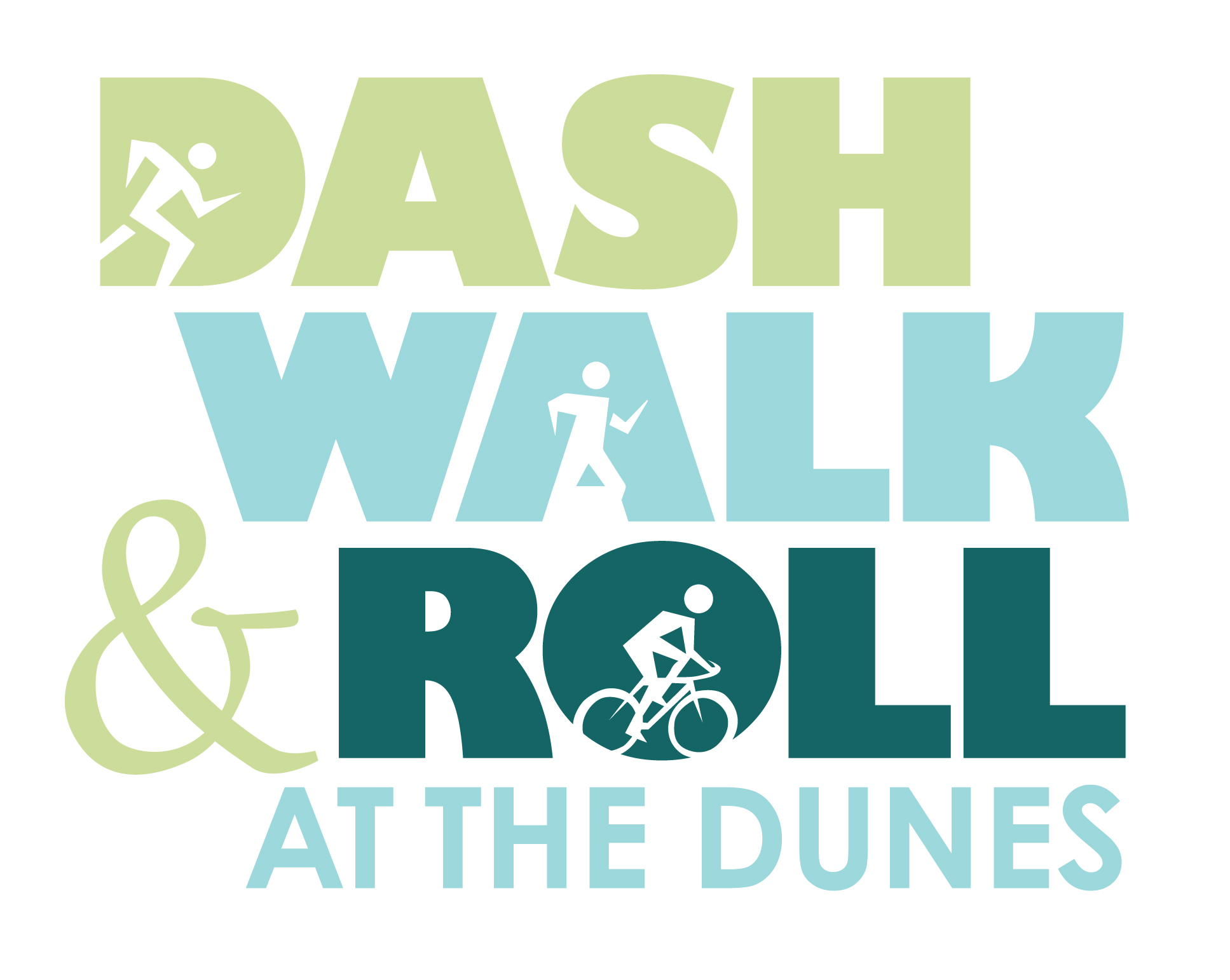 Dash, Walk & Roll! April 17 - May 1, 2021